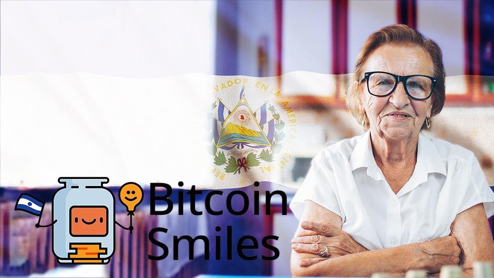 donaciones ancianos el salvador bitcoin