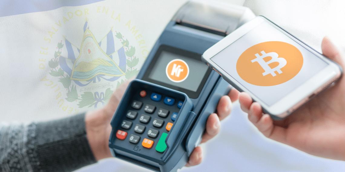 Medio de pago con BTC.
