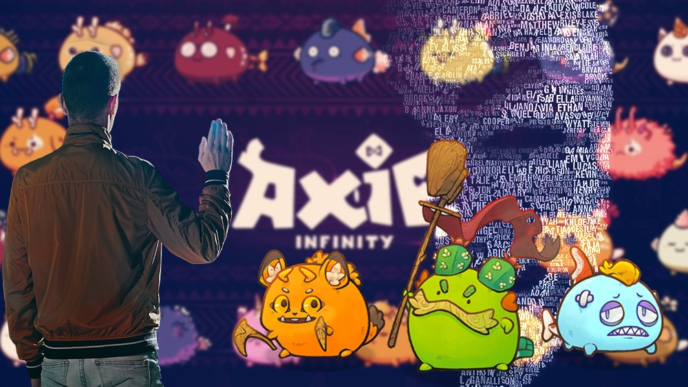estafa tokens nft axie infinity videojuego