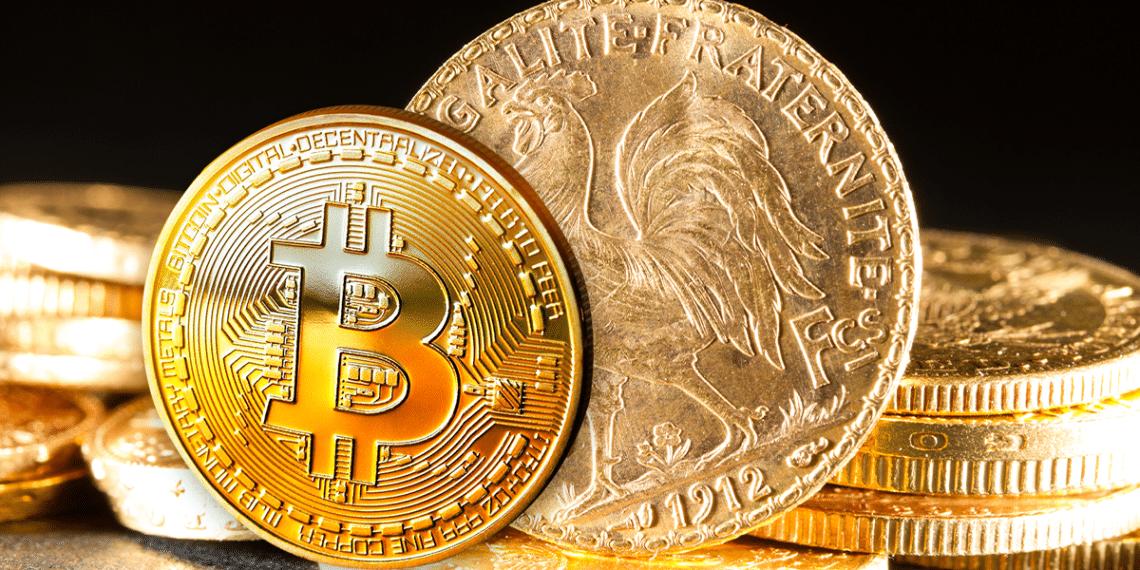 En materia de derechos humanos y libertad financiera, bitcoin puede ser una herramienta muy poderosa según activistas.  Composición por CriptoNoticias. Fuentes:  Netfalls /  elements.envato.com  ;