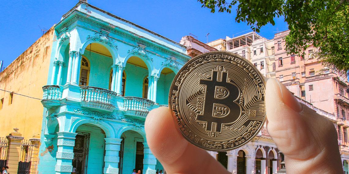 BTC en La Habana.