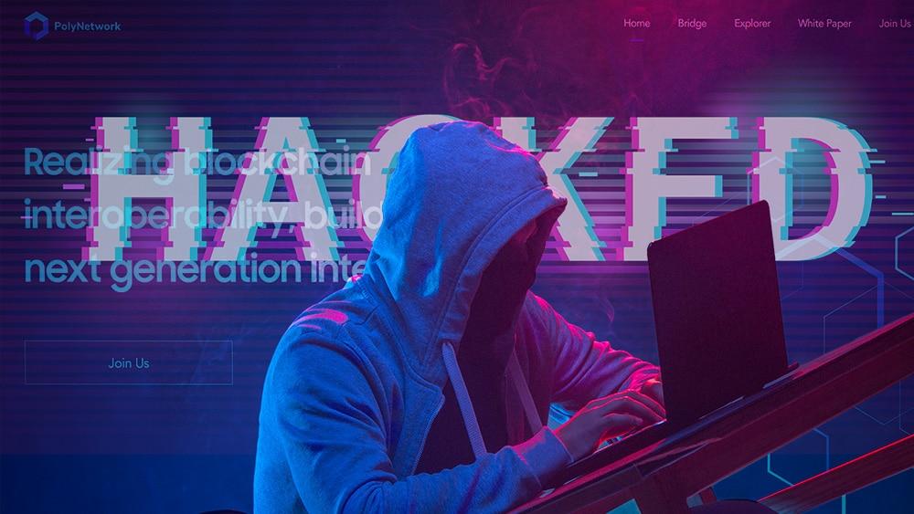 hackeo plataforma defi poly network robo millones criptomonedas