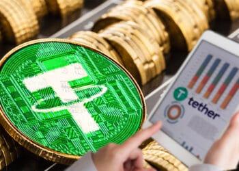 La empresa detrás de la stablecoin USDT dio a conocer mayores detalles de sus fondos de reservas.Composición por CriptoNoticias. Tether / tether.to; johan10 / elements.envato.com; jannoon028 / freepik.com; DarioLoPresti / elements.envato.com.