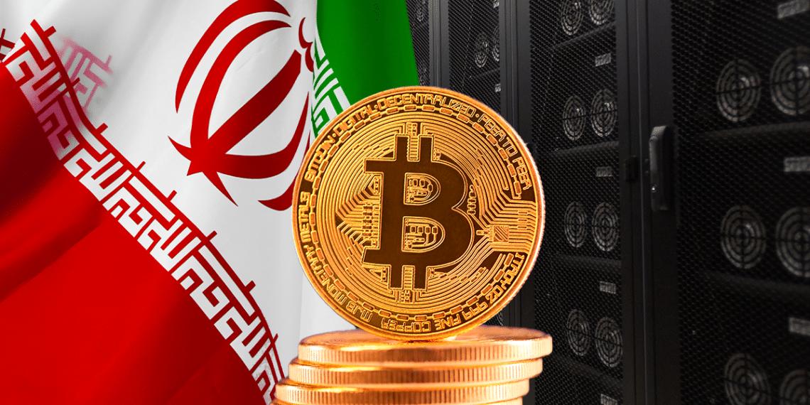 Irán, mineros y btc.