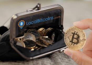 cobro tarifas deposito criptomonedas bitcoin localbitcoins
