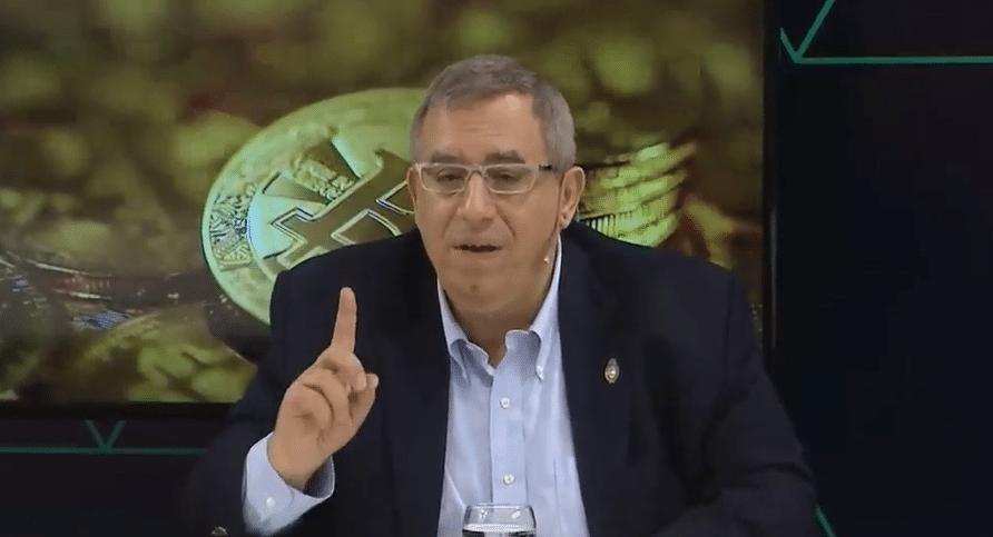 Maslatón dio sus opiniones sobre el mercado de bitcoin y las criptomonedas en una transmisión en vivo a través de Twitter. Fuente:  Leichinger