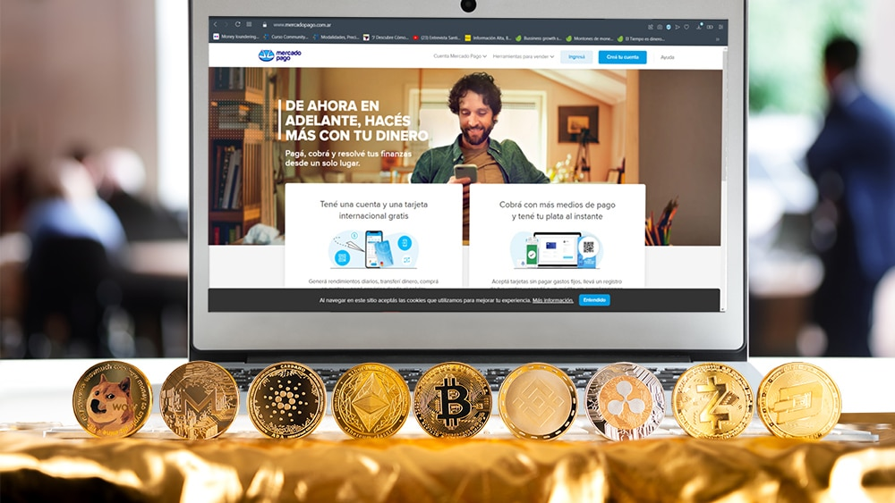 mercado libre mercado pago inclusión criptomonedas