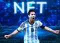 NFT tokens Lionel Messi