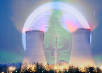 minería criptomonedas bitcoin uso energía nuclear