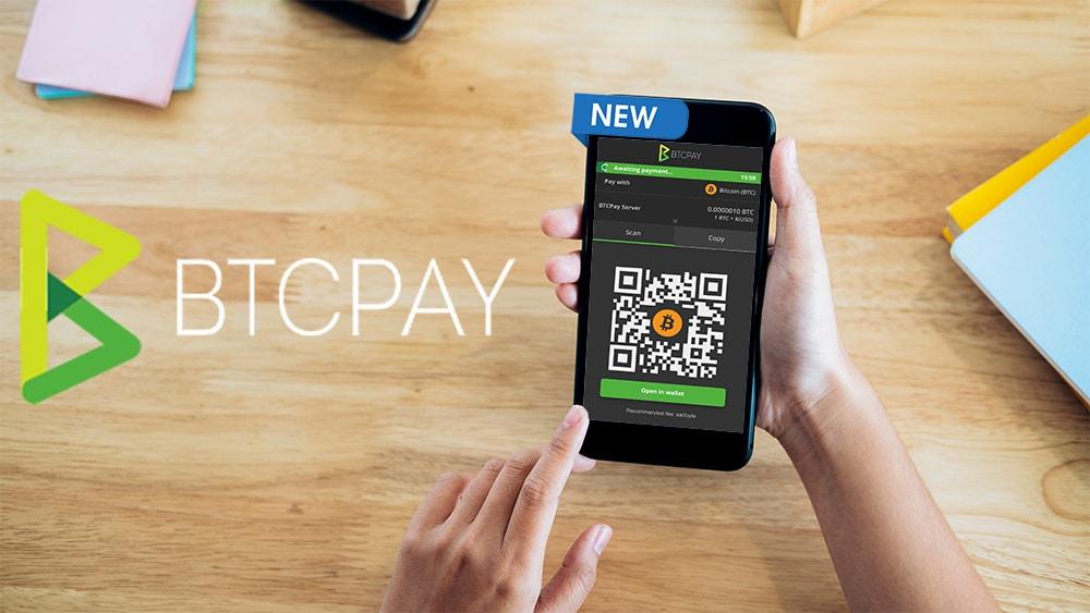 La nueva actualización de BTCPay ofrece muchas ventajas para sus usuarios. Composición por CriptoNoticias. freepik / freepik.com; BTCPay / btcpayserver.org; twenty20photos / elements.envato.com.