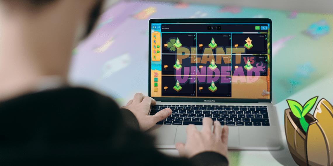 Persona jugando Pland vs Undead.