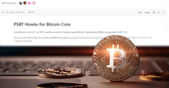 Página web permite crear transacciones en Bitcoin más seguras