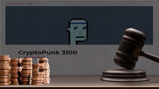 Un raro CryptoPunk es puesto en venta por USD 90 millones