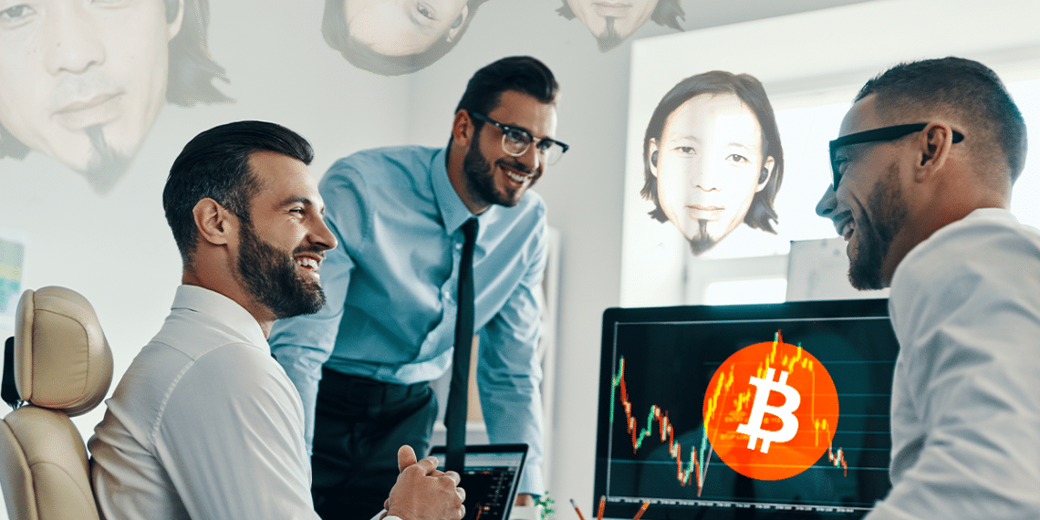 Traders, Willy Woo y BTC.