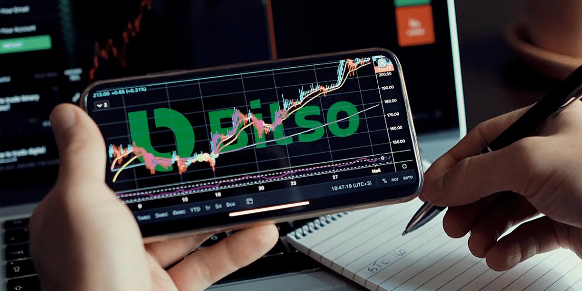 Bitso y trading.