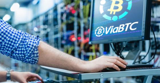 La descentralización en la minería de Bitcoin es falsa: CEO del pool ViaBTC