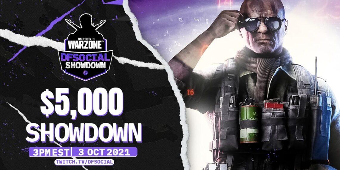 Torneo ShowDown de videojuegos de DFSocial