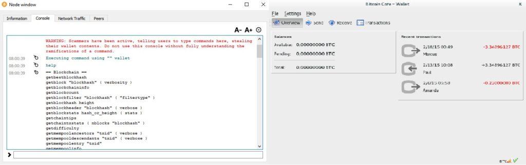 interfaz-grafica-linea-comandos-bitcoin-wallet