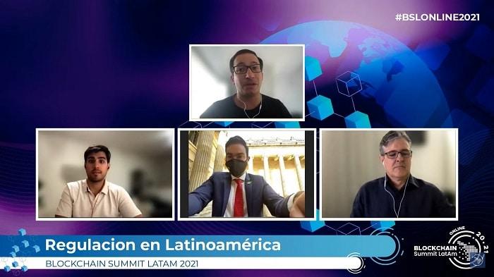 regulación-criptomonedas-blockchain-summit-latam-2021-colombia-