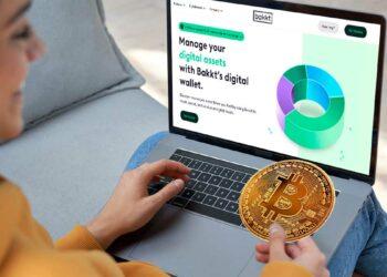 Compra online con BTC en bakkt.