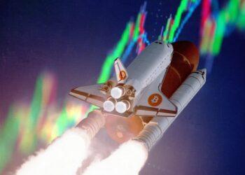 BTC despega en cohete.