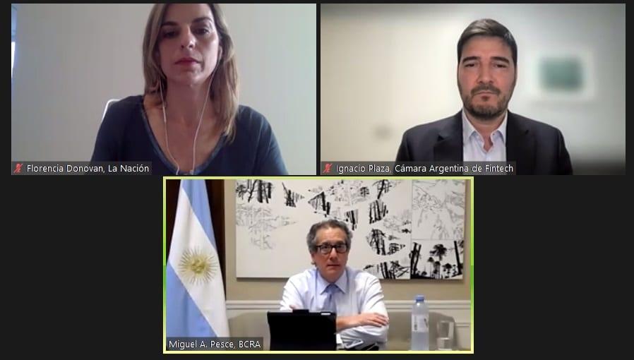 presidente-banco-central-argentina-pagos-tecnologías-fintech