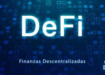 Pancarta DeFi de la blockchain RSK