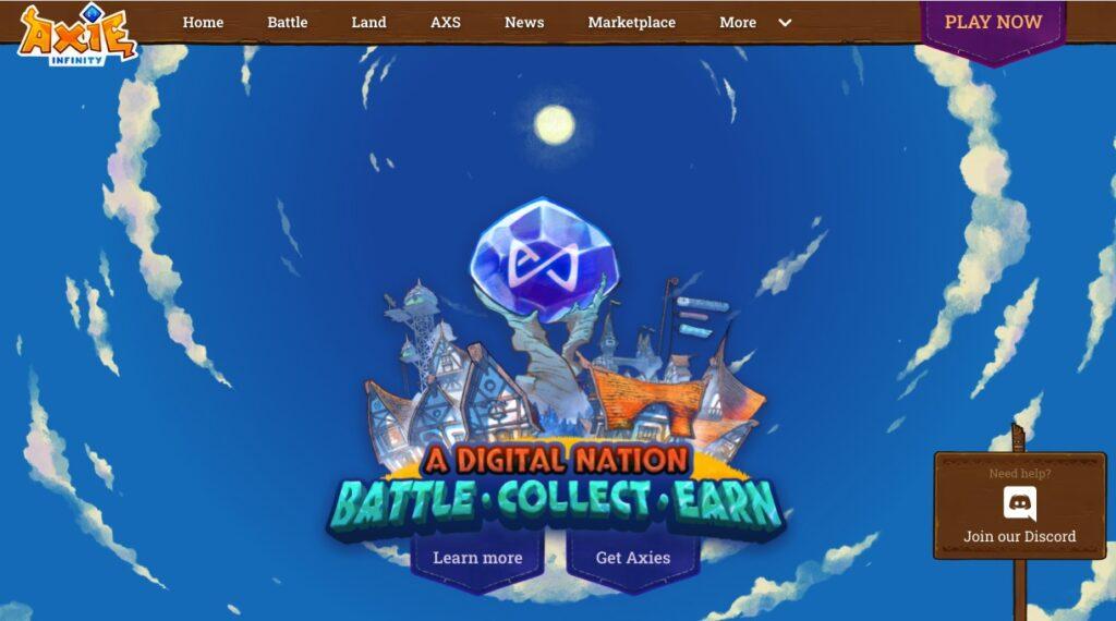 Descargar juego - cómo jugar Axie Infinity