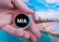 MiamiCoin es parte del primer proyecto de monedas para ciudades lanzada por CityCoins.  Composición por CriptoNoticias. Fuentes:  SeanPavonePhoto  /  elements.envato.com  ;  erika8213  /  elements.envato.com  ;  coinmarketcap.com .