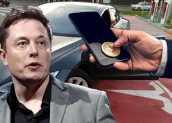 tesla, Musk y pago en BTC.