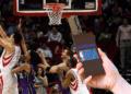 Baloncesto, NBA y Coinbase.