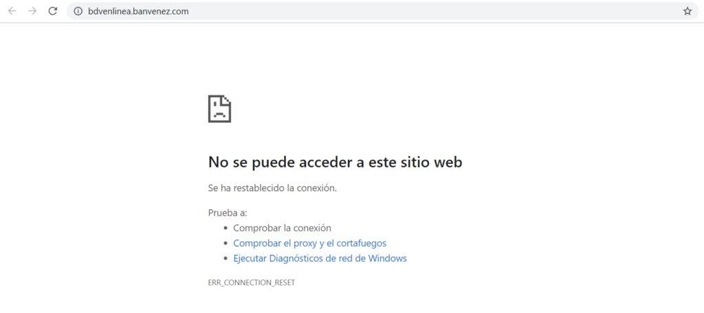 caida-sistema-banco-de-venezuela-usuarios-afectados