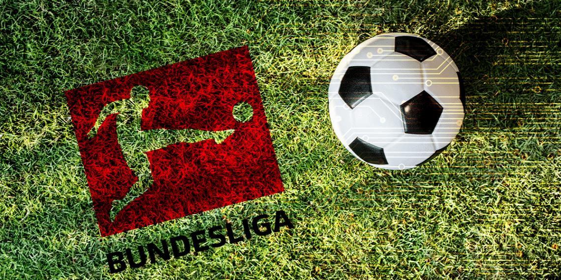 Bundesligar y balón.