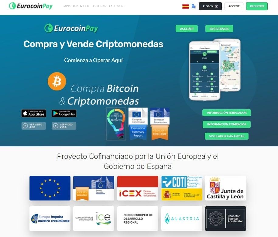 exchange-pagos-criptomonedas-españa