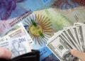 cambio-dolares-pesos-argentinos-guarani-blue