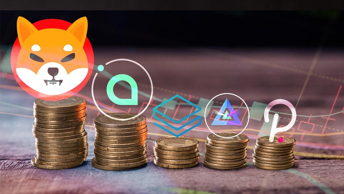 Shiba Inu y Siacoin son las primeras esta semana, bitcoin impulsa el mercado thumbnail